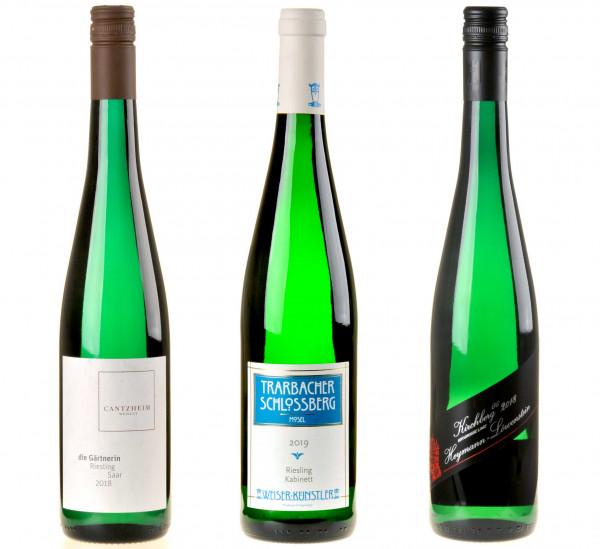 Mosel-Weinpaket zum DWI-OnlineSeminar Deutschlands Weinregionen