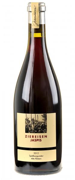 Weingut Ziereisen Jaspis Pinot Noir Alte Reben unfiltriert 2012
