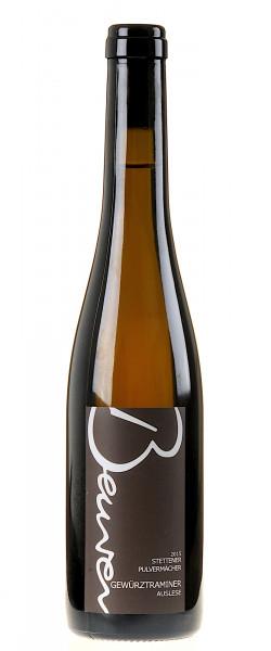 Weingut Beurer Gewürztraminer Auslese Stettener Pulvermächer 2015 Bio 0375l