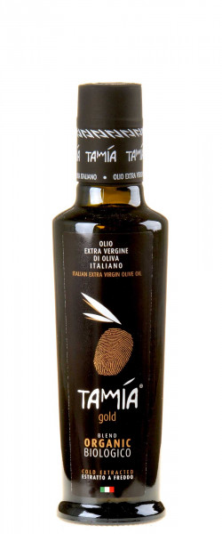 Tamia Gold Bio Olivenöl extra Vergine Bio 2019 250ml