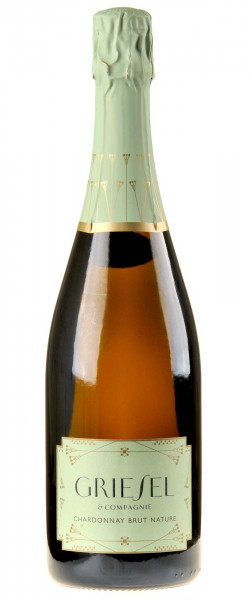 Griesel & Compagnie Chardonnay Brut Nature -Prestige- 2015