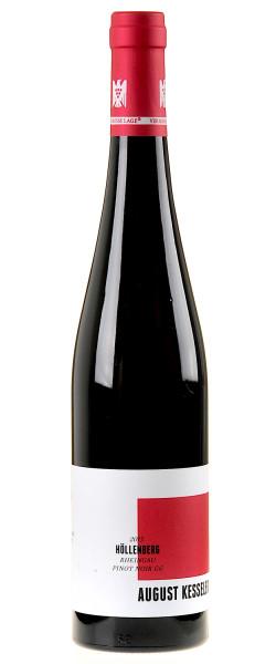 August Kesseler Assmannshäuser Höllenberg Pinot Noir GG 2015