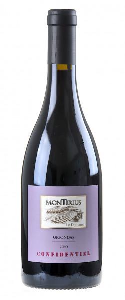 Montirius Confidentiel Gigondas 2010