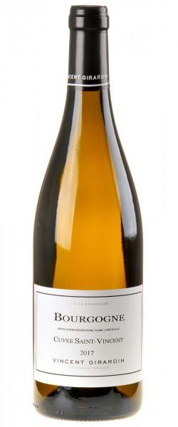 Vincent Girardin Bourgogne Blanc Cuvée Saint-Vincent 2017