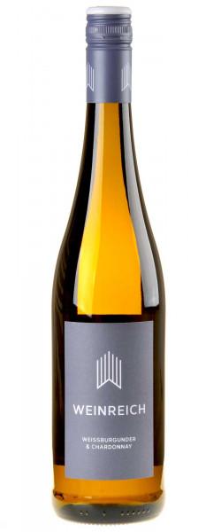 Weinreich Weißburgunder & Chardonnay Bio 2020