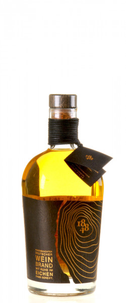 1848 Deutscher Weinbrand 38% 500ml