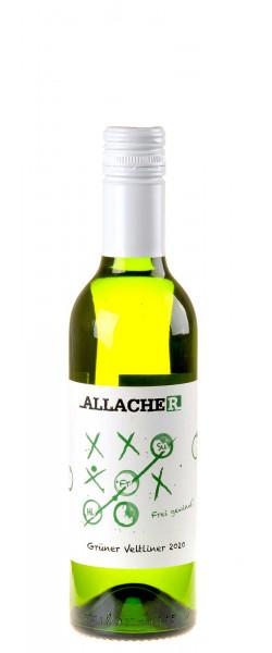 Winzerhof Allacher Grüner Veltliner trocken 0,375l Bio 2020