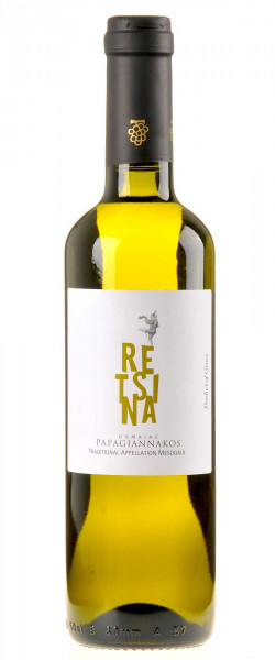 Papagiannakos Retsina 2016 0,5L