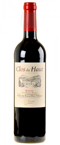 Château Dona Baissas Clos du Haut Côtes du Roussillon Villages 2017
