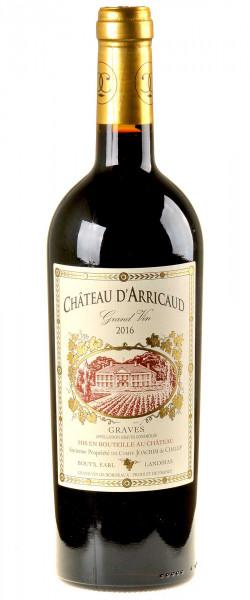 Château d'Arricaud Grand Vin Rouge 2016