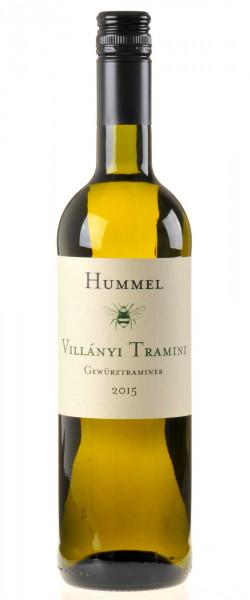 Weingut Hummel Villányi Tramini Gewürztraminer 2015
