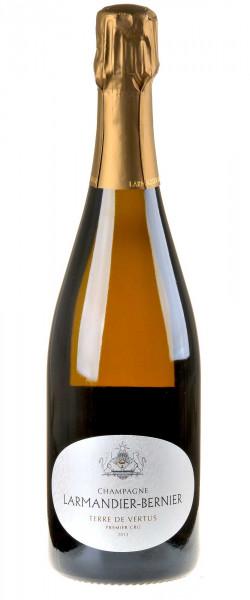 Larmandier-Bernier Terre de Vertus Champagne Non Dosé Premier Cru Blanc de Blancs Bio 2013