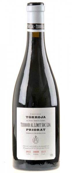 Terroir al Limit Torroja 2015