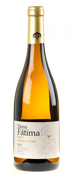 Manz Wine Dona Fátima Jampal Cheleiros 2015