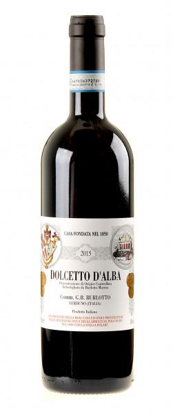 Comm. G.B. Burlotto Dolcetto d'Alba 2016