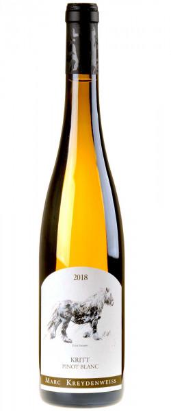 Marc Kreydenweiss Kritt Pinot Blanc Bio 2018
