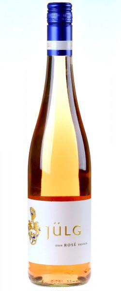 Weingut Jülg Rosé trocken 2019