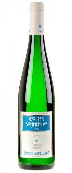 Weiser-Künstler Riesling Wolfer Sonnenlay Kabinett 2017