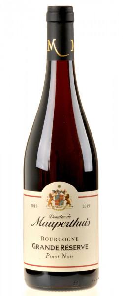 Domaine de Mauperthuis Grande Réserve Pinot Noir 2015