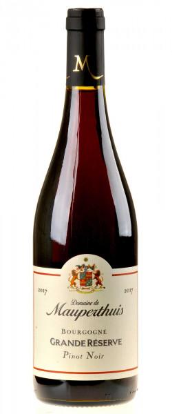 Domaine de Mauperthuis Grande Réserve Pinot Noir 2017