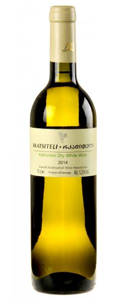 Avtandil Bedenashvili Wine Manufactur Rkatsiteli 2014