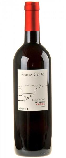 Franz Gojer - Glögglhof Südtiroler Vernatsch Alte Reben 2019