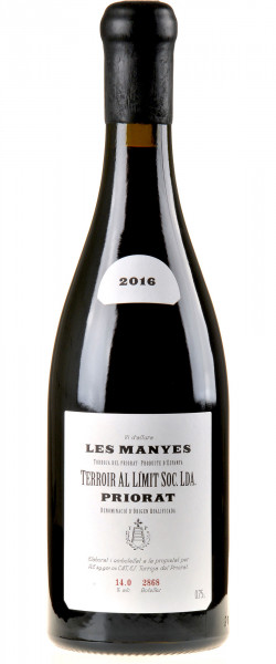 Terroir al Limit Les Manyes 2016