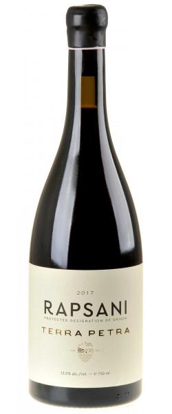 Thymiopoulos Vineyards Rapsani Terra Petra 2017