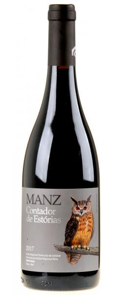 Manz Wine Contador de Estórias 2017