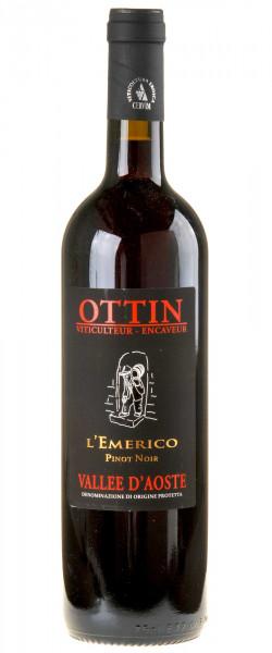 Elio Ottin Pinot Noir L'EMERICO 2016