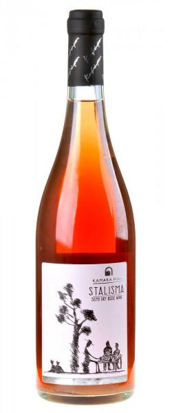 Kamara Winery Pure Stalisma Rosé Semi dry Bio 2019
