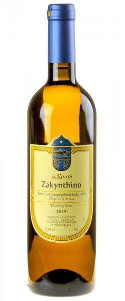 Sclavos Wines Zakynthino 2019