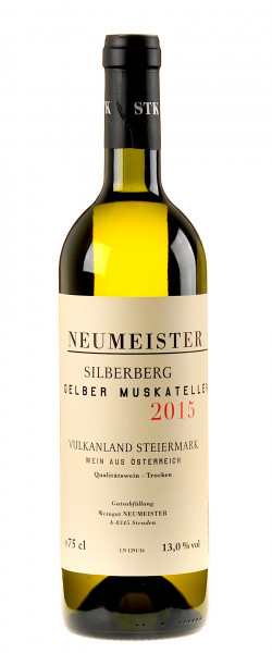 Neumeister Gelber Muskateller Ried Silberberg Erste STK Lage 2015