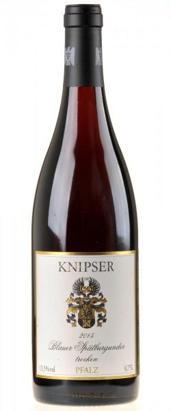 Weingut Knipser Blauer Spätburgunder 2015