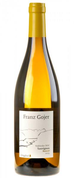 Franz Gojer - Glögglhof Südtiroler Sauvignon Karneid 2019