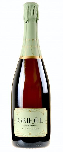 Griesel & Compagnie Rosé Extra Brut -Prestige- 2014