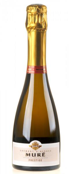 Domaine Muré - Domaine Clos St Landelin 0,375l Crémant d'Alsace Cuvée Prestige NV
