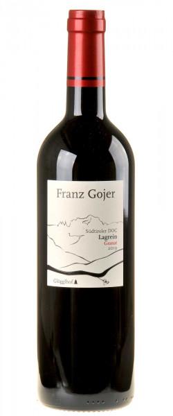 Franz Gojer - Glögglhof Südtiroler Lagrein Granat DOC 2019