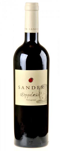 Weingut Sander Doppelstück Portugieser 2018