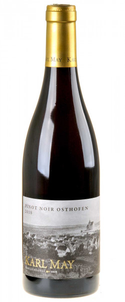 Karl May Osthofen Pinot Noir 2018