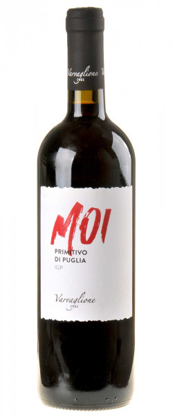 Varvaglione Moi Primitivo IGP Puglia 2020
