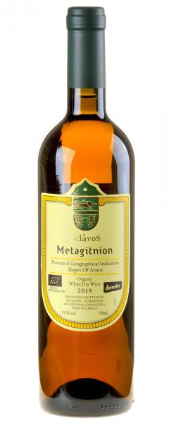 Sclavos Wines Metagitinion Bio 2019