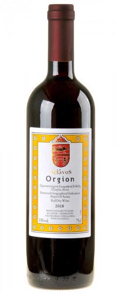 Sclavos Wines Orgion 2018