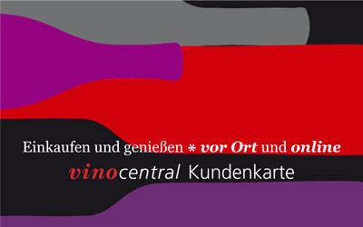 Kundenkarte vinocentral