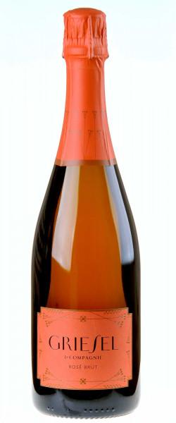 Griesel & Compagnie Rosé Brut -Tradition- 2018