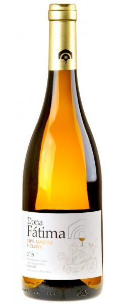 Manz Wine Dona Fátima Jampal Cheleiros 2019
