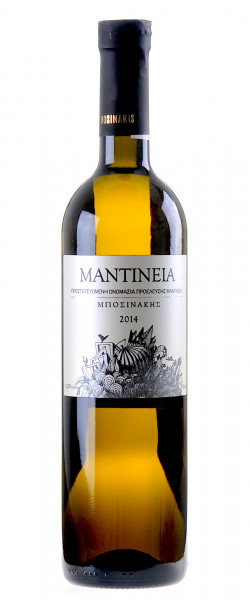 Bosinakis Winery Mantinia Moschofilero 2017