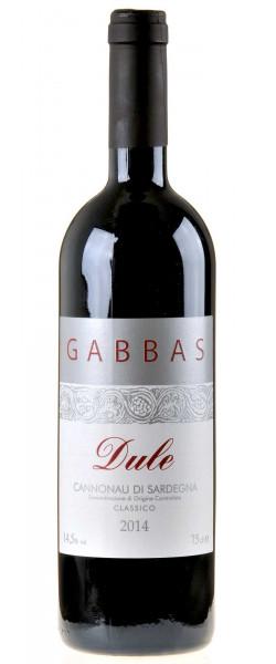 Gabbas Dule Cannonau di Sardegna 2014