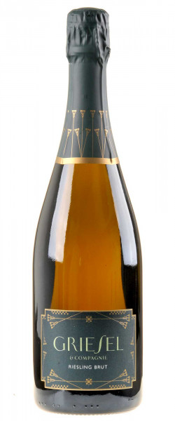 Griesel & Compagnie Riesling Brut -Tradition- 2015