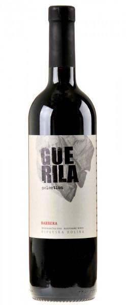 Guerila Barbera Selection 2016
